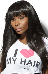 virgin brazilian hair: vertical collection